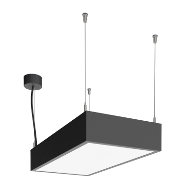Tile N 300 Led Pend black2
